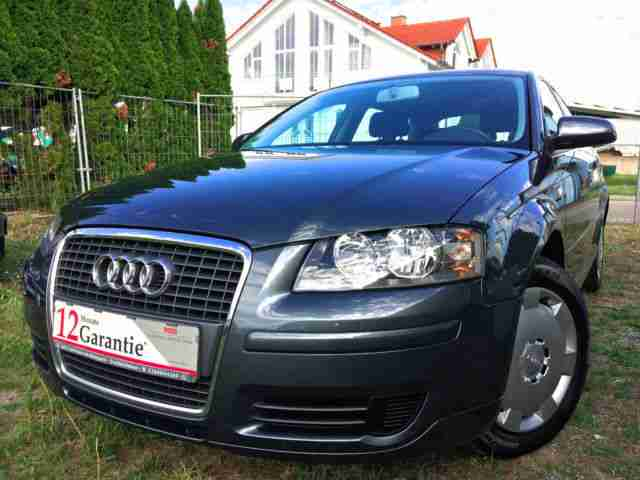 Audi A3 Sportback 1.6 FSI Attraction 1.HAND 6 GANG