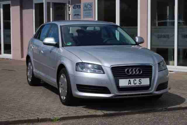 A3 Sportback 1.6 TDI Attraction
