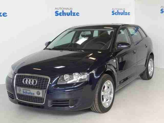 Audi A3 Sportback 1.9 TDI DPF Attraction