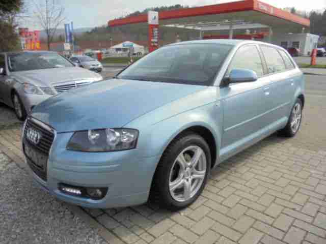 Audi A3 Sportback 2.0 Attraction*Automatik getrie