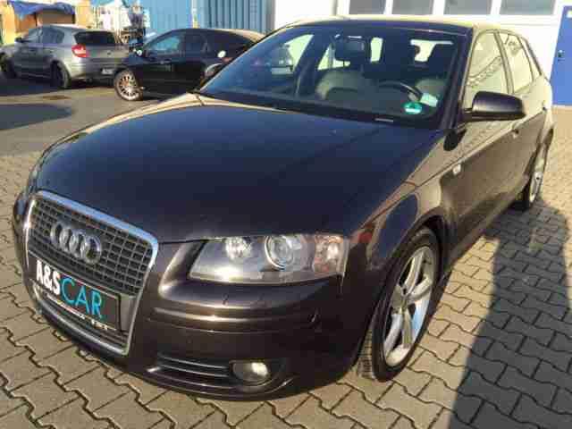 Audi a3 sportback gebraucht günstig kaufen
