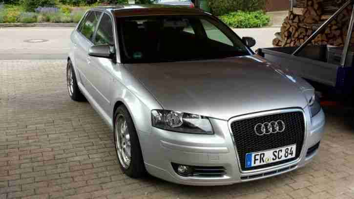A3 Sportback Ambition AHK 1.6FSI 116PS