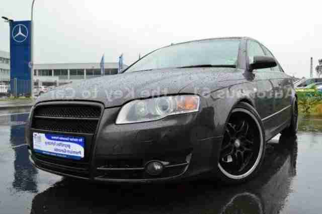 A4 2.0TDI Autom. Navi Dvd Tief 2007Model Showcar