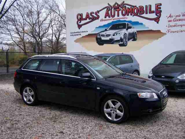 Audi a4 avant 30 tdi quattro 2014 technische daten