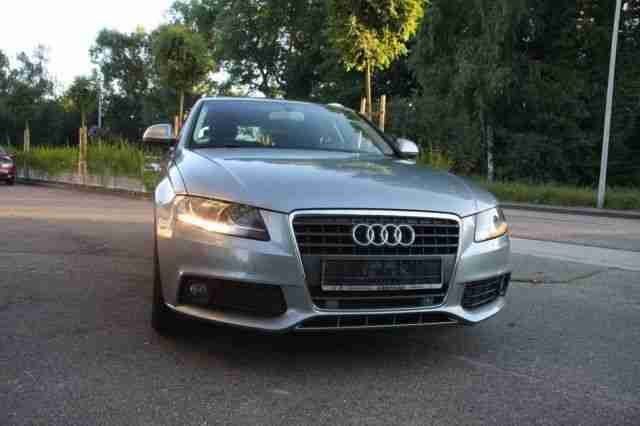 A4 Avant 2.0 TDI DPF Attraction NAVI