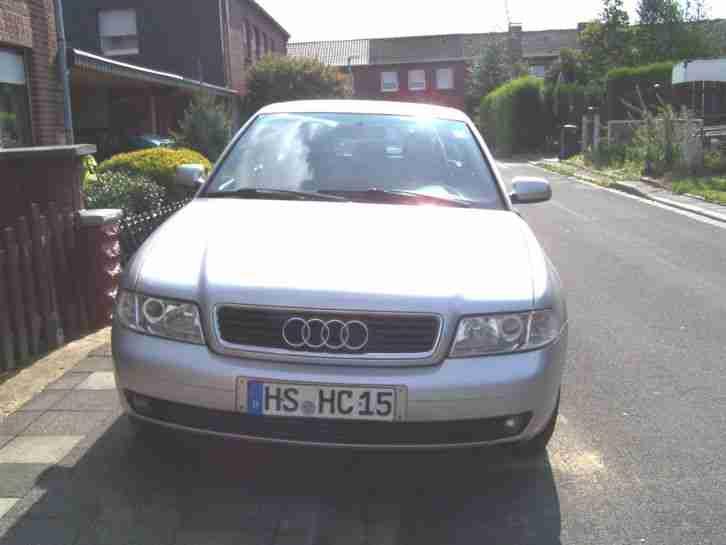 Audi a4 b5 avant 19 tdi technische daten