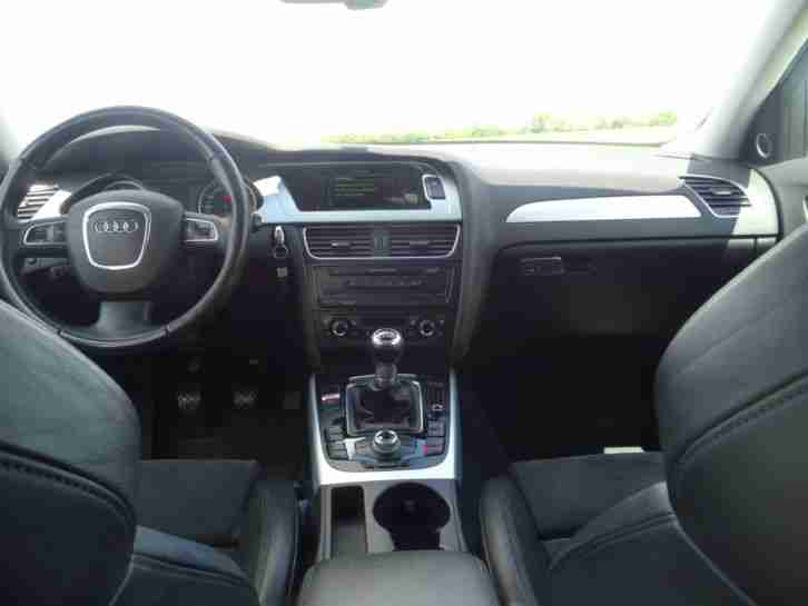 audi a4 b8 8k avant 1 8t s line navi xenon tolle. Black Bedroom Furniture Sets. Home Design Ideas