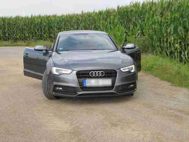 Audi A5 2.0 TDI Sportback DPF S line Xenon 19 - tolle ...