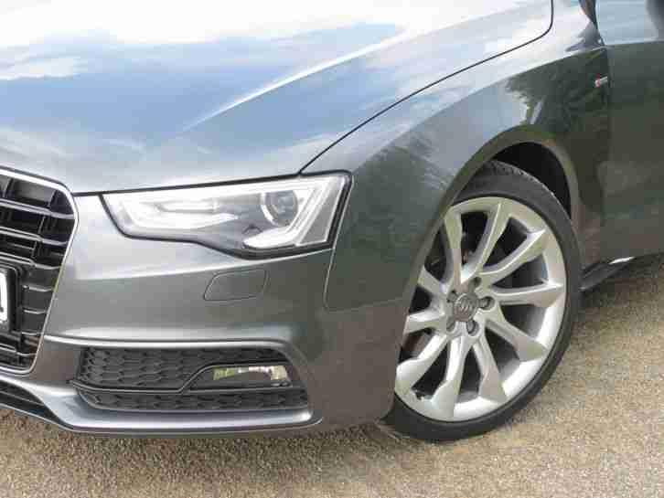 Audi a5 sportback s line 2012 gebraucht