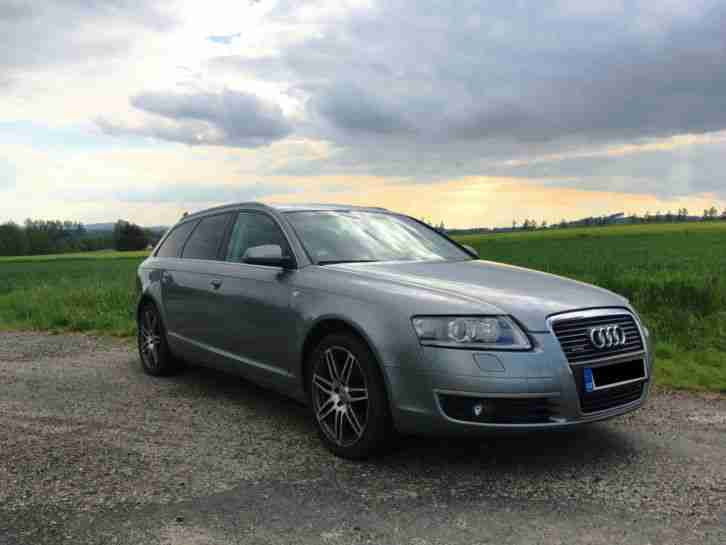Audi A6, 3.0 TDI, Avant, Manual getriebe