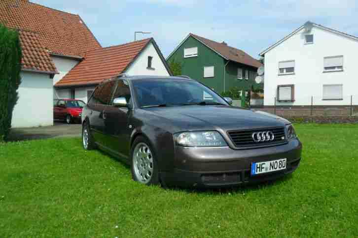 Audi A6 4b Avant 2 4 V6 Quattro Tuning Viele Tolle