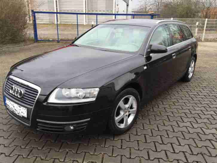 audi a6 avant 2 0 tdi dpf tolle angebote in audi. Black Bedroom Furniture Sets. Home Design Ideas