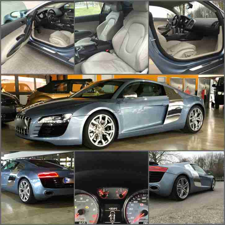 audi r8 v8 chrome exclusive bremsen service neu tolle angebote in audi. Black Bedroom Furniture Sets. Home Design Ideas