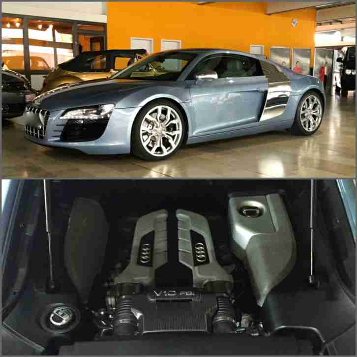 audi r8 v8 chrome exclusive bremsen service neu tolle. Black Bedroom Furniture Sets. Home Design Ideas