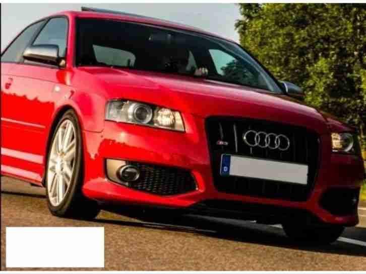 Audi S3 Rot Recaro Sitze Mtm Bilstein Bose Tolle Angebote In