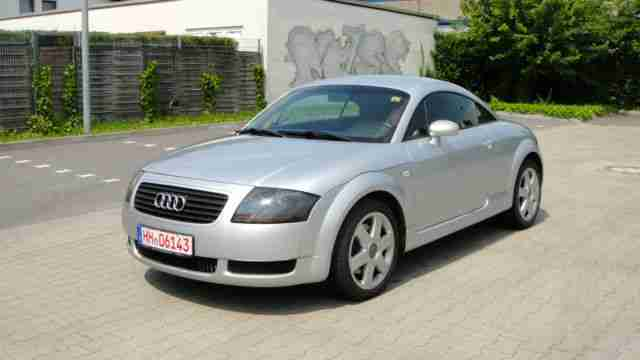 TT Coupe 1.8 T
