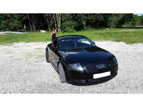 TT Coupe 1.8 T Quattro Top Zustand
