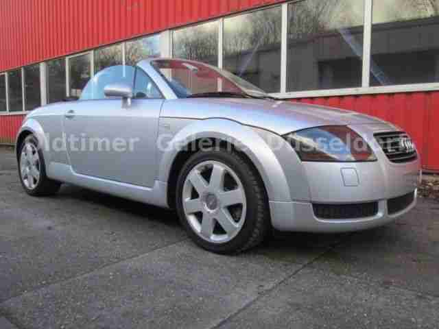 Audi TT Roadster 1.8 Turbo 20V 6 Gang