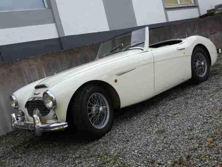 austin healey 3000 mk1 bn7 mit hardtop topseller. Black Bedroom Furniture Sets. Home Design Ideas
