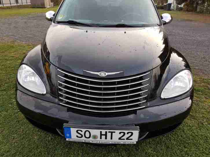 Auto Chrysler pt Cruiser 2, 2 crd Touring