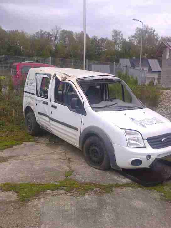 Auto Ford Transit Connect KLIMMA.Motor ok . !!!!!!!!!!!!!!!