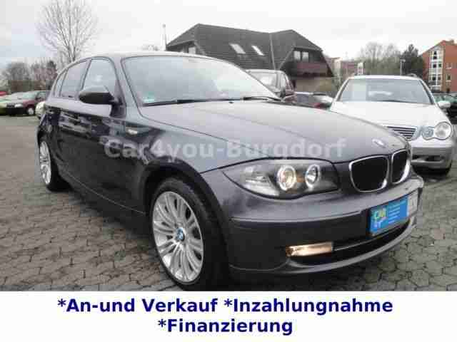 bmw 116i advantage klimaaut 6 gang 5 t rig bestes. Black Bedroom Furniture Sets. Home Design Ideas
