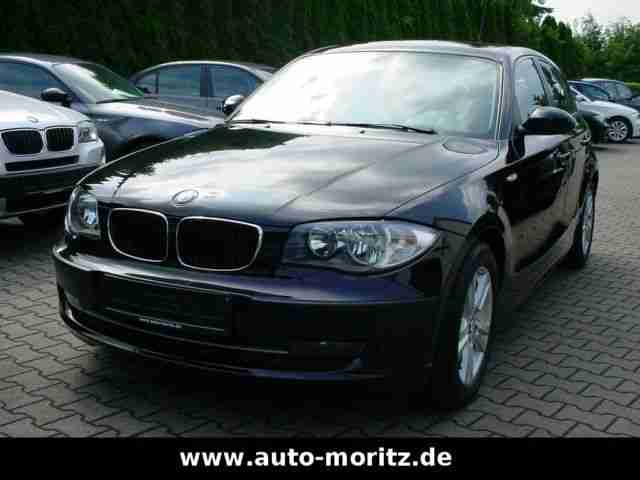 bmw 116i alu pdc facelift cd aux bestes angebot von bmw. Black Bedroom Furniture Sets. Home Design Ideas