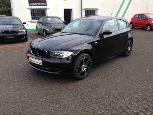 bmw 116i facelift klima euro 4 17 zoll alu bestes angebot von bmw autos. Black Bedroom Furniture Sets. Home Design Ideas