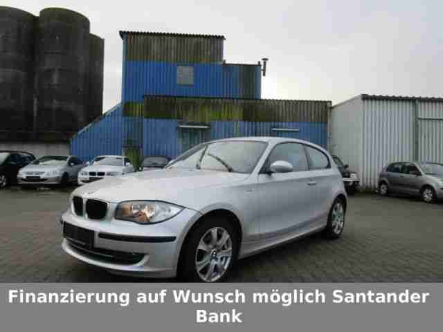 BMW 116i Klima* Start/Stop* 6 Gang* 90000km* 1.Hand*