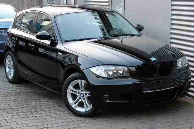 bmw 116i m packet 6gang shz 5t rig steuerkette bestes. Black Bedroom Furniture Sets. Home Design Ideas