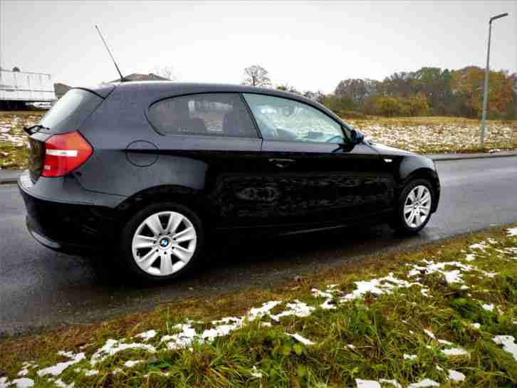 bmw 118d coupe model 2008 scheckheft 131000km bestes. Black Bedroom Furniture Sets. Home Design Ideas