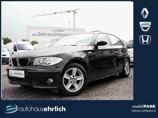 BMW 118i Advantage-Paket