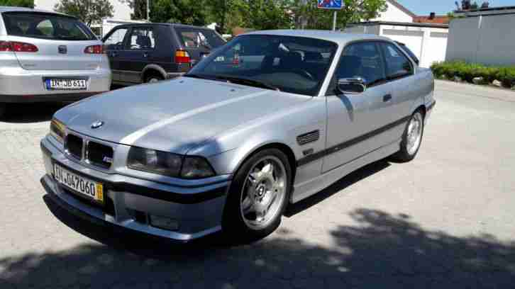 BMW 316i Coupe E36, HU 2 19, ALU, M Optik, 230850 KM, Euro 2