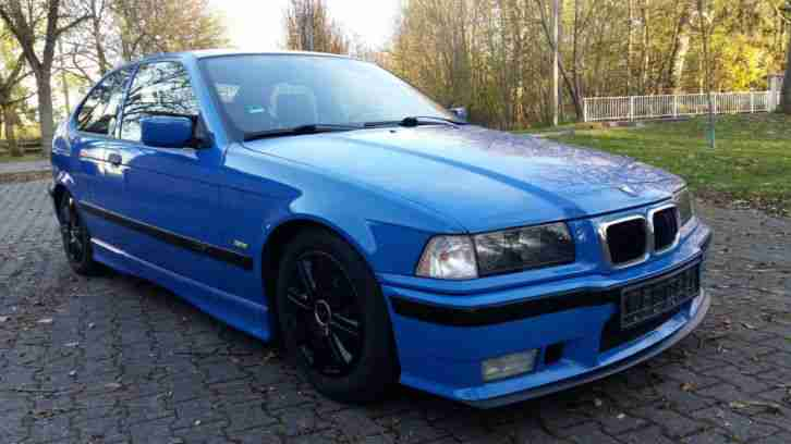 BMW 316i E36 Compact, M Packet, TÜV 07 2019