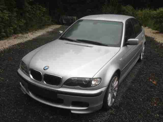 BMW 316i Edition Exclusive *M-Paket*Teilleder*Xenon