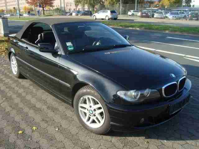 BMW 318 Ci Edition Exclusive