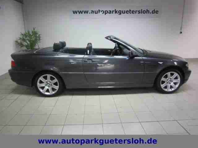 BMW 318 Ci Edition Exclusive *Xenon/Leder/Top *