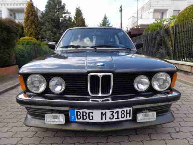 BMW 318 E21 Raritat Option Youngtimer !