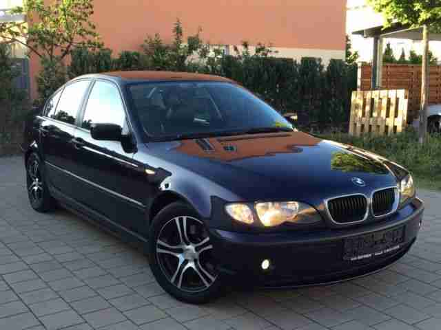 bmw 320d edition exclusive euro 3 6 gang top bestes. Black Bedroom Furniture Sets. Home Design Ideas