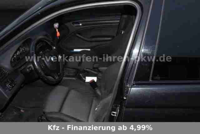 BMW 320d touring M Paket / M Technik