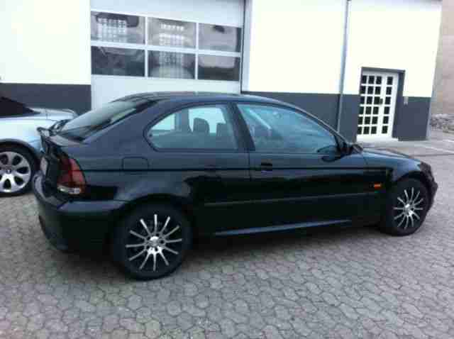 BMW 320td compact , 6gang Sport sitze