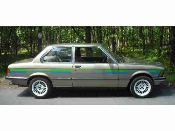 BMW 323i , Bj. 1981, H Kennz.