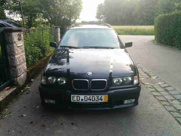 BMW 323i e36 Touring Spender