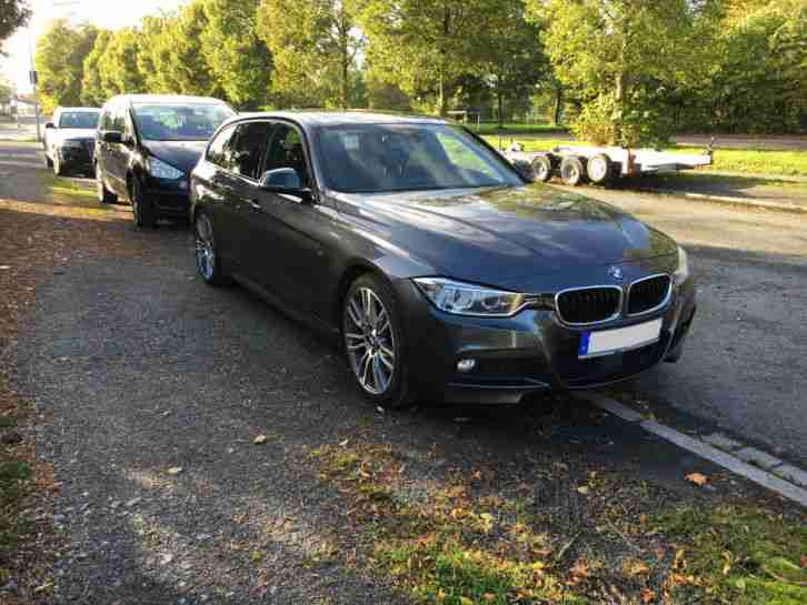 BMW 330d Touring F31 M Sportpaket Headup Harman