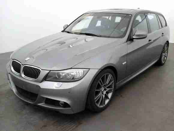 BMW 335d Touring e91 Bj.11 11 M Paket Edition Sport Panoramadach Standheizung