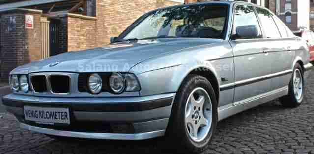 BMW 520i 24V Executive Klima Leder I.Hand Nur