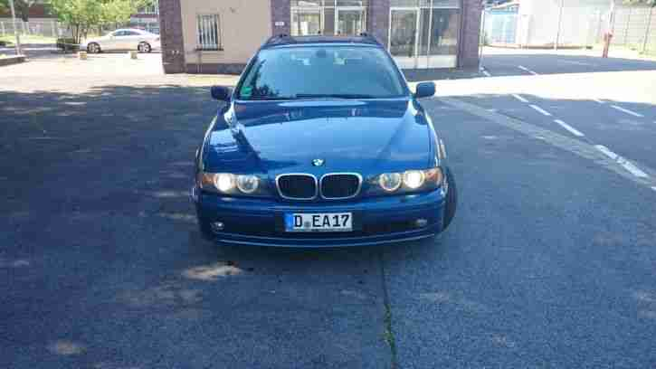 BMW 520i Touring e39 Benzin Bj.2001 170PS