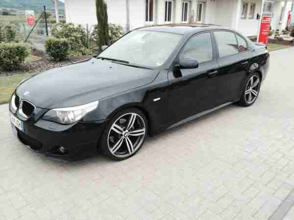 525 Diesel E60 M SPORTPAKET AUTOMATIK Head up