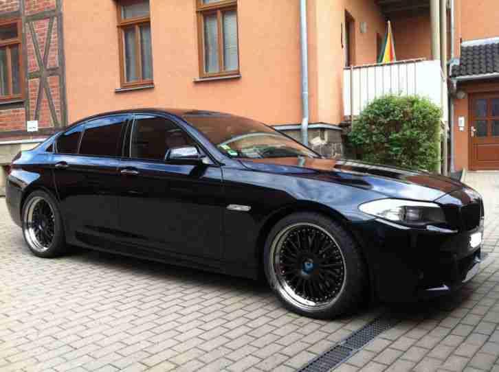 bmw 525d limousine f10 m paket hammer optik bestes angebot von bmw autos. Black Bedroom Furniture Sets. Home Design Ideas