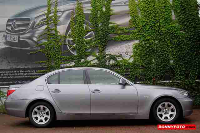 BMW 525i E 60 Neues Model-Leder-Klima-Navi-Xenon...